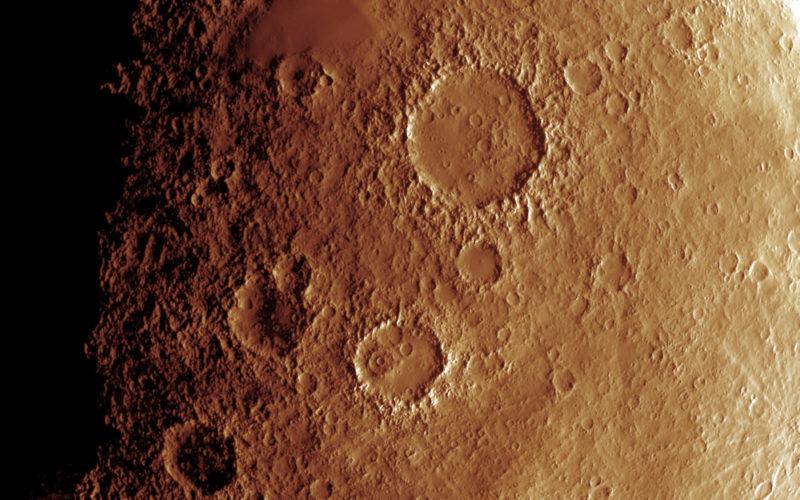 Marskrater