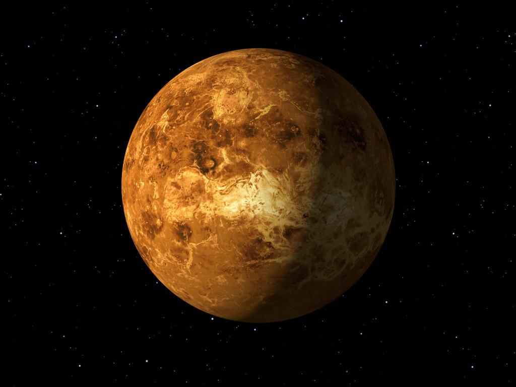 Leben auf der Venus?